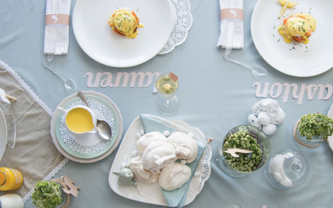 An Easter Brunch to Remember …