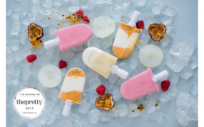 Zuko Yoghurt & Fruit Lollies