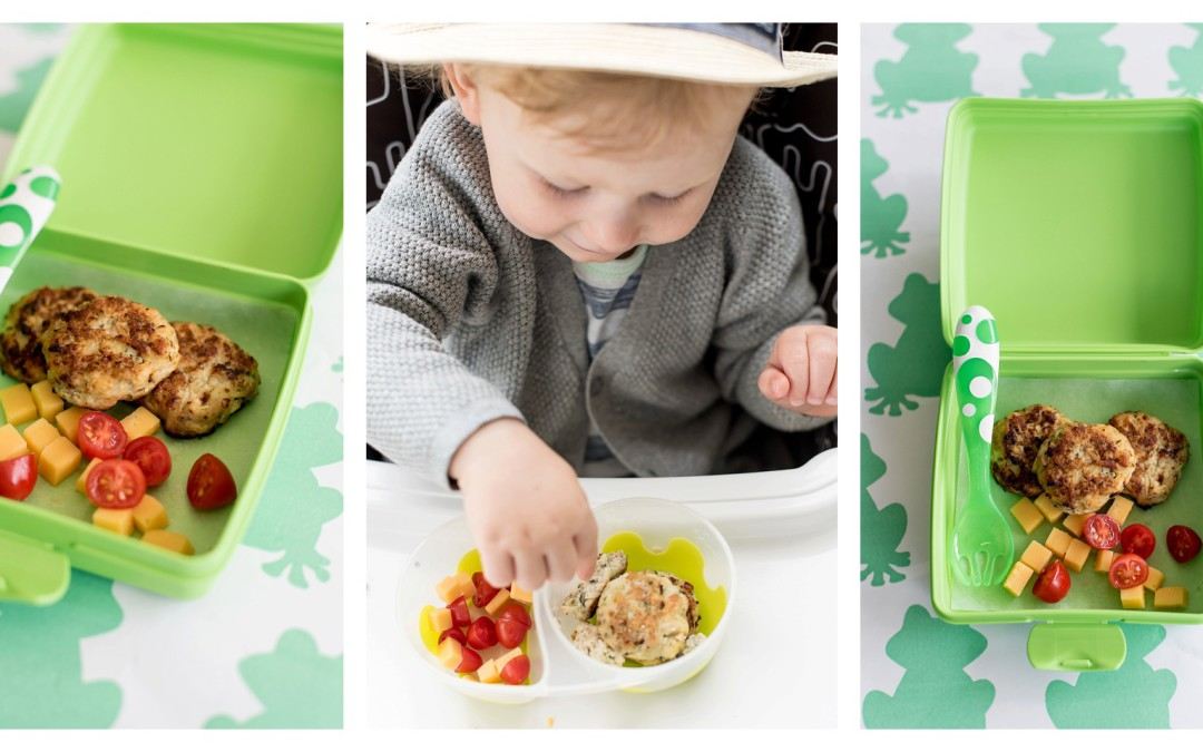 Healthy Chicken Frikkadels for the Little Ones