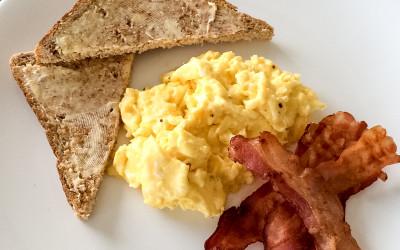Mastering Scrambled Eggs…