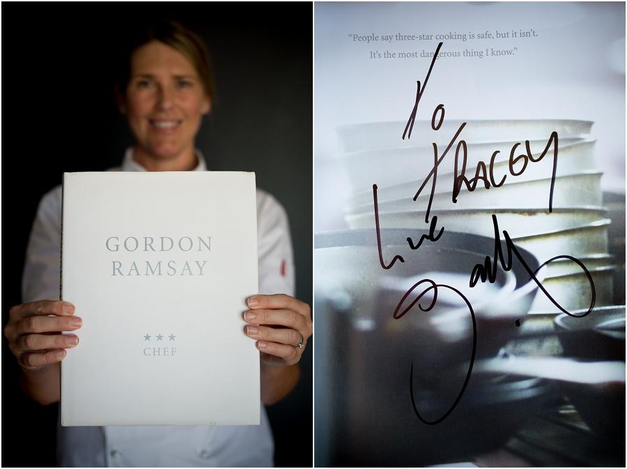 The Day I Met Gordon Ramsay