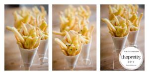 French Fries with Garlic Aioli